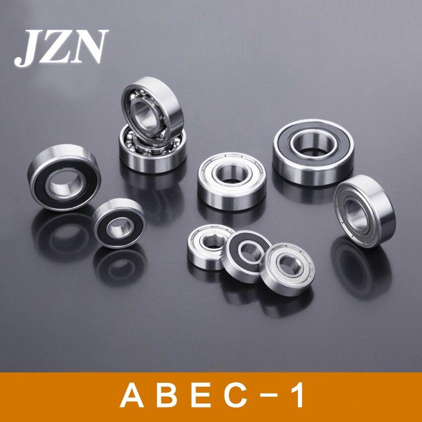 609RS Bearing ABEC-1 10PCS 9x24x7 Mm Miniature 609-2RS Ball Bearings 609 2RS