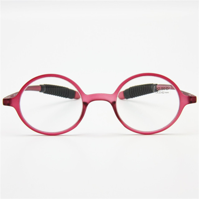 7630c1cf61 Flexible TR90 Retro Reading Glasses