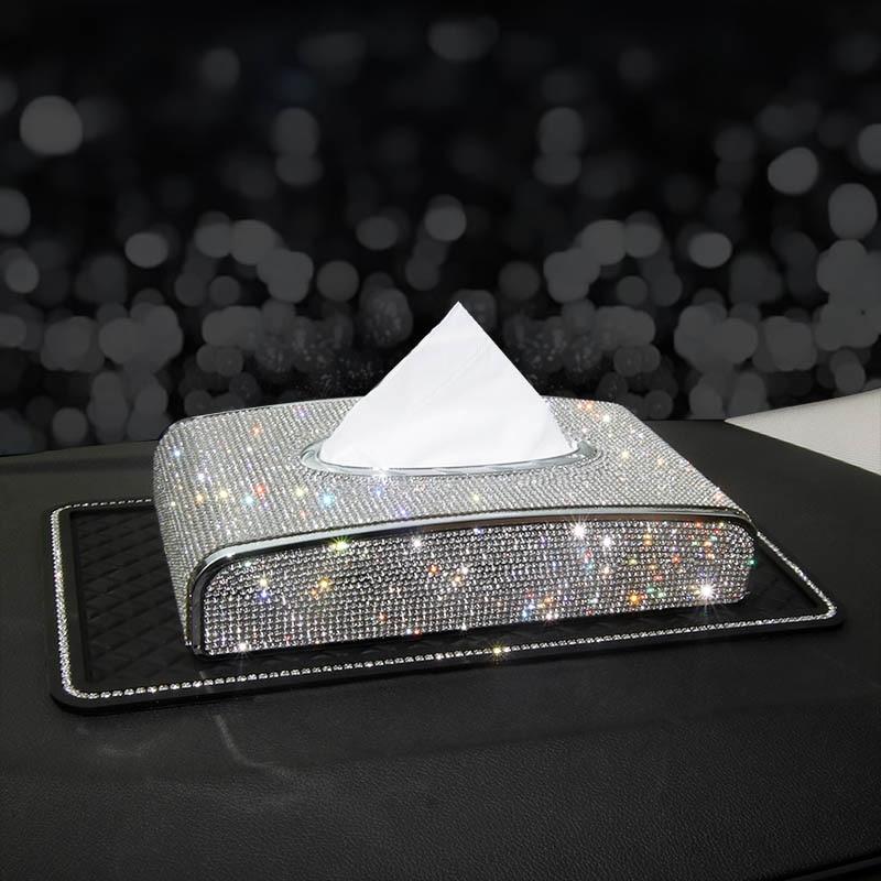 Rhinestone-Car-Tissue-Box-Bling-Diamond-Crystal-Auto-Tissue-Holder-Car-Styling-Diamante-Block-type-Tissue-Paper-Cover-10