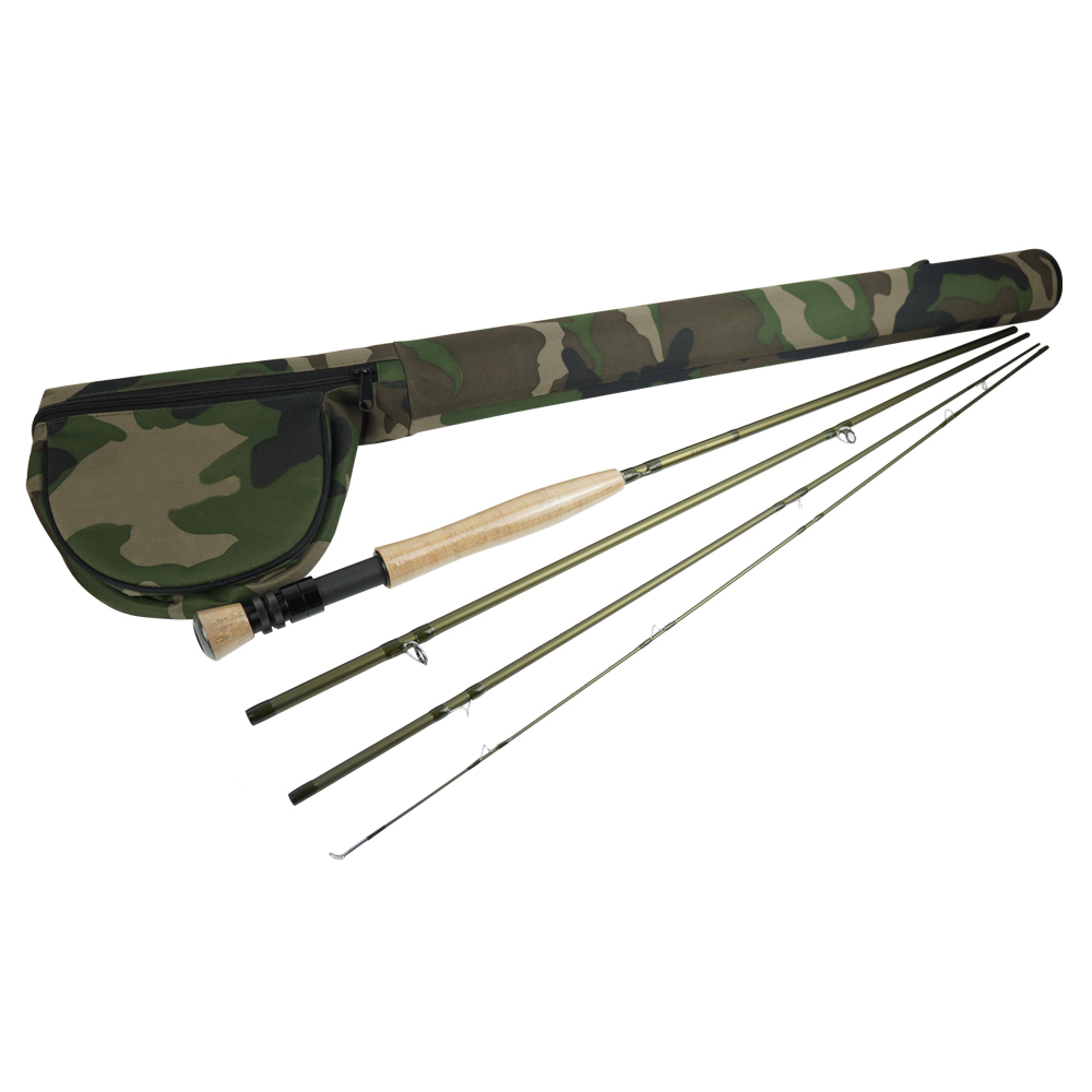 All Times Carbon Fiber 90 LW4, 90 LW5, 90 LW6 Freshwater Fly Rods Fly Fishing Rods Fast Action