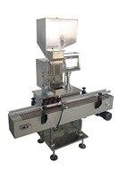 110V 60HZ220V 50HZ ZJS A Automatic Capsule Counter Machine Automatic Stainless Steel Desktop Quantitative Machine