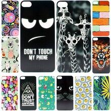 Fundas cute phone capa for meizu u10 5 0 inch cover Case for meizu u10 colorful