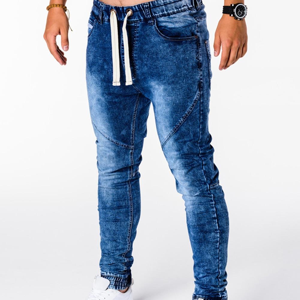 Male Trousers Mens Joggers Solid Multi-pocket Pants Sweatpants S-5XL Autumn Men Pants Hip Hop Harem Joggers Pants Free Shipping