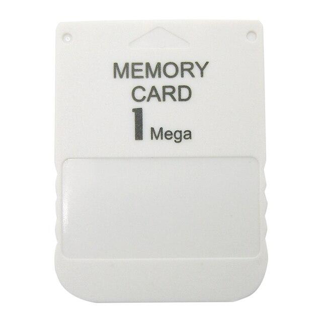 1 mb profissional adaptador plug armazenamento gaming alta velocidade mini módulo de cartão de memória durável salvar dados para ps1