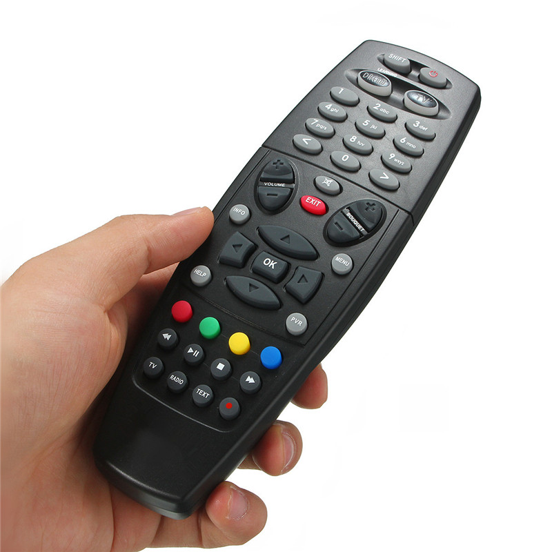 New Replacement Remote Controller High Quality Remote Control Receiver For Dreambox DM800 DM800HD DM800SE 500HD new replacement for sony rm aau013 av receiver remote control for ht ddw685 ht ddw790 e15 strdg500 strdh100 strdh500
