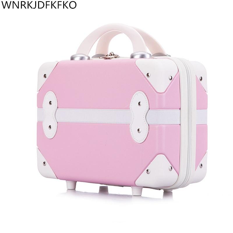 2019 New Professional Cosmetic Bag Women Makeup Bag Organizer Large Capacity  Cosmetic Bag Case Beautician Travel Cosmetic Case