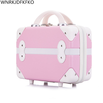 2019 New Professional Cosmetic Bag Women Makeup Bag Organizer Large Capacity Cosmetic Bag Case Beautician Travel Cosmetic Case