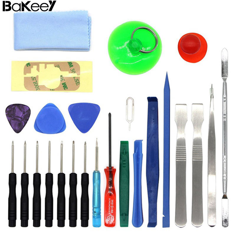 Bakeey The most complete 25Pcs Phone Repair Tools kit Universal Pry Opening Screwdriver Set for-iPhone for Table Repair Device