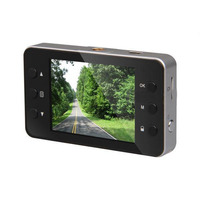 Free Shipping 2 7 Inch TFT 2 LED Car Auto DVR Cam Camera Video Recorder HD