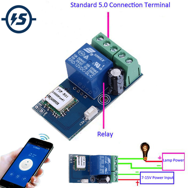 12v To 120v Relay Switch Electronic Schematics collections