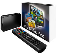 Mag 250 IP TV BOX Media Streamer FULL HD TV
