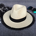 Maison Michel Sombreros de Paja de Ala Ancha M Carta Derby Chapeu Jazz Trilby Bowler Beach Sun Sombreros Para Las Mujeres Chapeu Cappello Feminino