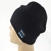 Newest Warm Beanie Hat Wireless Smart Bluetooth Cap Headphone Headset Speaker.