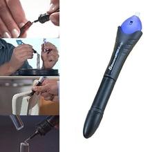 2016 Nové užitečné 5 druhý UV záření Oprava Pen tekuté sklo svařování složené lepidla opravy nástroj