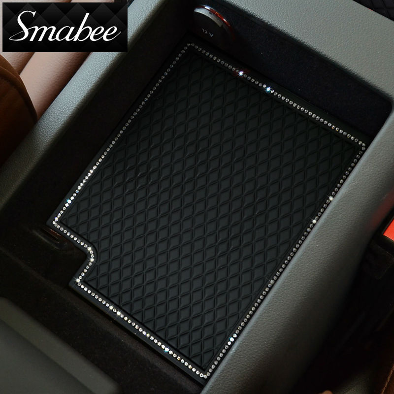 Smabee Gate Slot Pad Para audi A3 Accesorios, Tapetes - Accesorios de interior de coche - foto 3