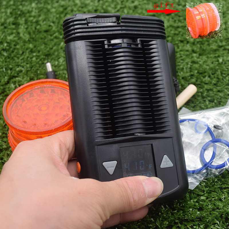 Erba secca vaporizzatore batteria-powered Pocket-Vaporizzatore Best Portatile Vaporizzatori WithTemperatuer regolabile vaporizzatore Box Mod vape