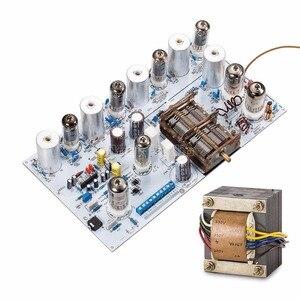 Douk звуковая вакуумная трубка fm-радио винтажный HiFi стерео приемник + трансформатор