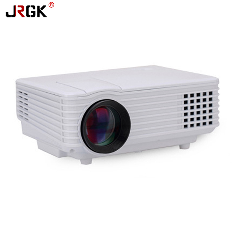 Home Theater Mini LED Projector RD-805 LCD Digital Video Proyector With VGA USB TV HDMI Port EC77 Android Projector Beamer mini digital smart led projector home cinema theater korean projection machine hdmi vga usb port beamer proyector