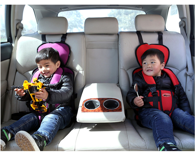 Child Safety Car Seats Cushion Baby Seat Portable Comfortable Infant Kids Covers Set