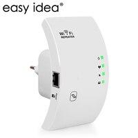 EASYIDEA Wireless WIFI Repeater 300Mbps Wifi Amplifier 2 4G Range Extender 802 11N B G Signal