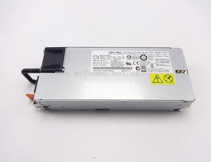 100% working power supply For X3550/X3650 M4 94Y8110 94Y8111 94Y8112 550W Fully tested for ibm x3550 x3650 x3500 x3400 8k raid5 array card 25r8076 25r8088
