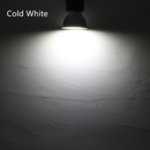Image 5 - Lâmpada led de alta qualidade gu10, 9w, 12w, 15w, regulável, 110v, 220v lâmpada de ângulo com 60 feixe, branco quente/puro/frio