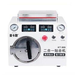 Telefon komórkowy maszyna do laminowania próżniowego ekran ciśnienia pianotłumiące maszyna do naprawy ekranu ekran ciśnienia jedna maszyna KT-909
