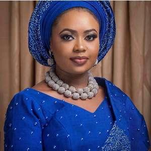 Unique mental Nigerian Wedding