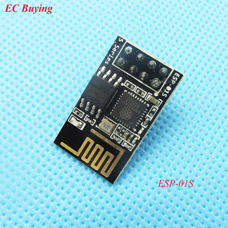 10 pcs ESP8266 ESP-01S Wireless Module Wifi Sensor for Arduino ESP-01 Advanced Version image