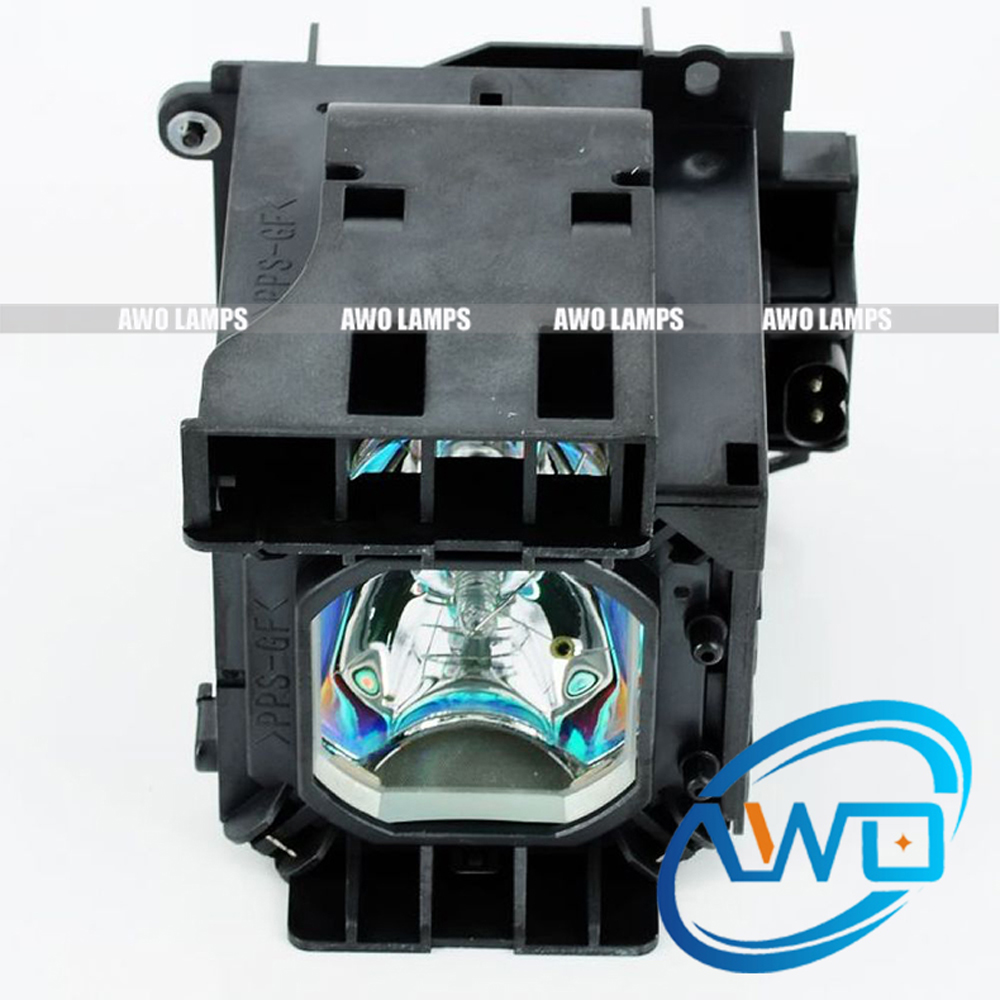 AWO Free Shipping NP01LP / 50030850 Replacement Projector Lamp with Housing for NEC NP1000 / NP2000 180 Day Warranty