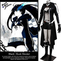 2017 mais novo moderno traje cosplay anime BLACK ROCK SHOOTER Mato Kuroi cosplay traje