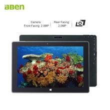 Bben tablet pc windows 10 ordenador tabletas 10.1 pulgadas quad-core intel z8350 Ram 4 GB Rom 64 GB wifi computadora plana envío gratis