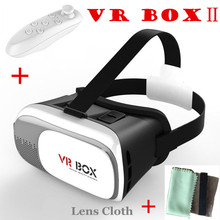 Updated New VR Box II 3D Glasses/VR Glasses Google Cardboard Virtual Reality VR Box 2.0 Oculus Rift VR Glasses