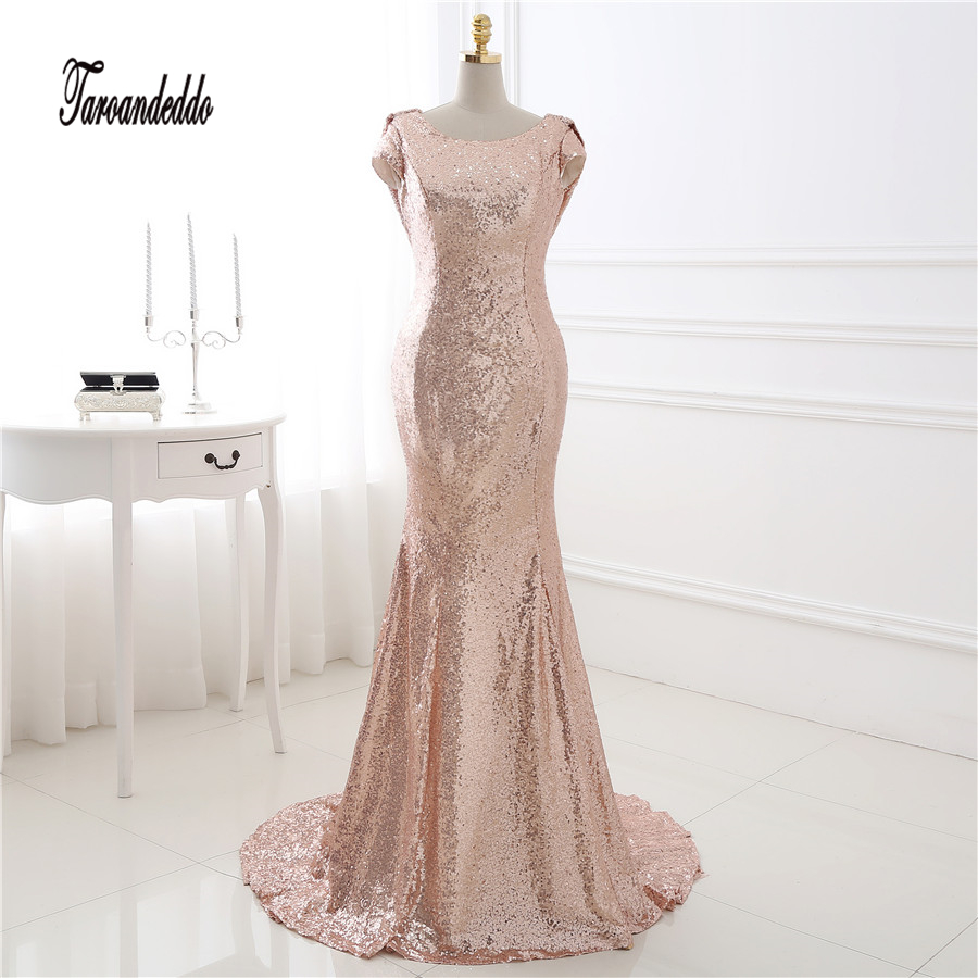 Online buy wholesale gold bridesmaid dress from china gold in stock dhonneur real pictures gold sequin short sleeves bridesmaid dresses long party dress ombrellifo Choice Image