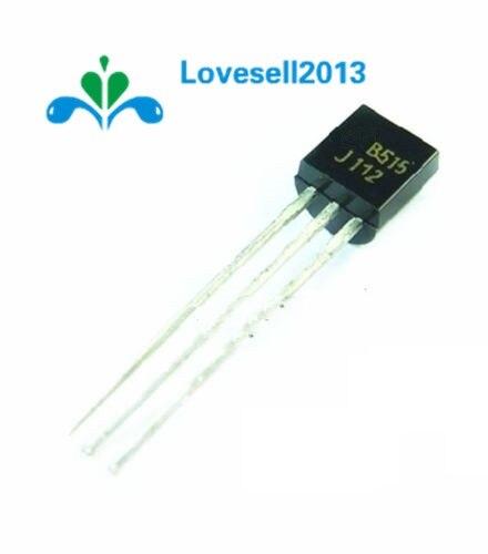 10 Stücke J112 Fsc To92 N-kanal Jfet Transistor Neue Zu-2 S8