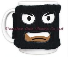 192pcs lot Mugga Mug Criminal Coffee Mug with Cup Warmer Mask Novelty  Christmas and Birthday 20d957a838e1