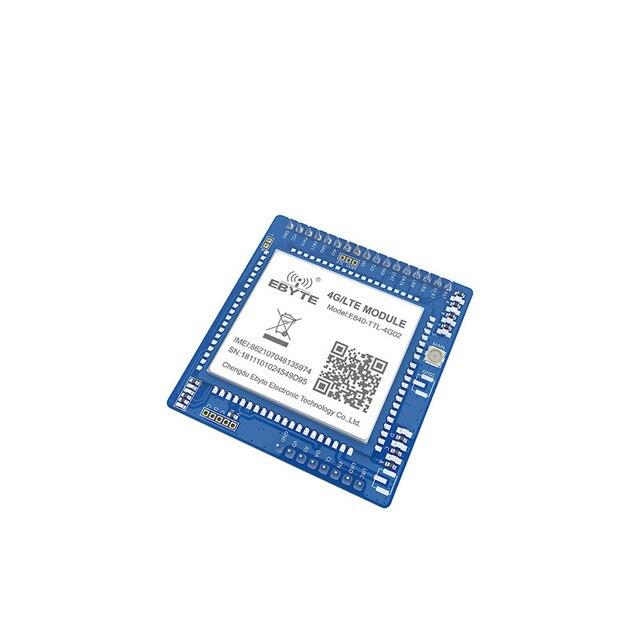 4G IoT przejrzyste transmisji E840 TTL 4G kompatybilny z GPRS/3G komunikacji bezprzewodowej wysokiej prędkości połączenia internetowego,