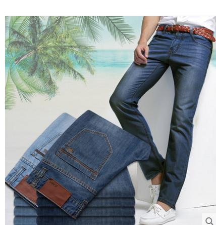 Hot!Free shipping !!!2015 new men big yards jeans more elastic casual pants, cultivate one's morality men's fat pants  free shipping tall waist elastic hole cowgirl of cultivate one s morality show thin women s jeans
