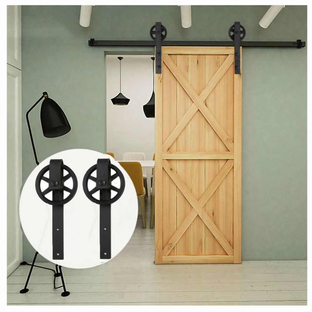 Study Door Guide for Home for Barn Door Gate Door Guide Replacement Sliding Door Guide