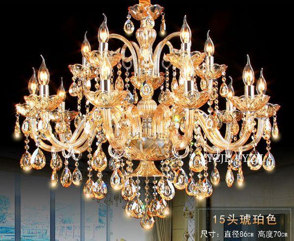 Розкішна спальня їдальня вітальня - Внутрішнє освітлення