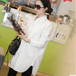 Women blouses white tops 2017 woman clothes long sleeve shirt casual blusas feminino vetement femme plus.jpg 250x250