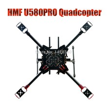 HMF U580Pro Totem Series four Axis Foldable RC Drone Quadcopter Frame Kit Electric Retractable Landing Gear 2015 Free shipping