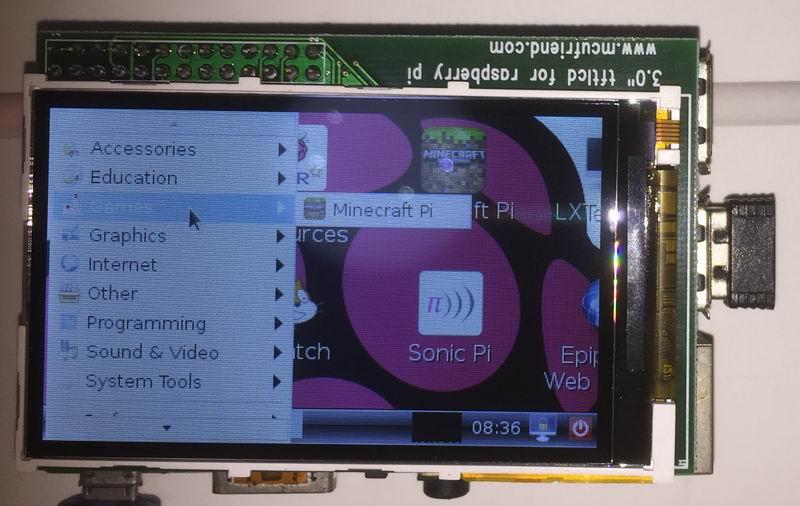 Bildschirme Noenname_null Raspberrypi 3,0 Zoll Tft Lcd Display 240*400 Bildschirm StäRkung Von Sehnen Und Knochen Unterhaltungselektronik
