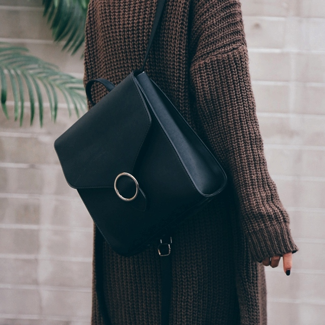Retro Women's Rucksack Bag 3