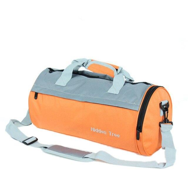 2016 Big Capacity Mens Zipper Beach Shoulder Strap Bag Nylon Travel Bag Case