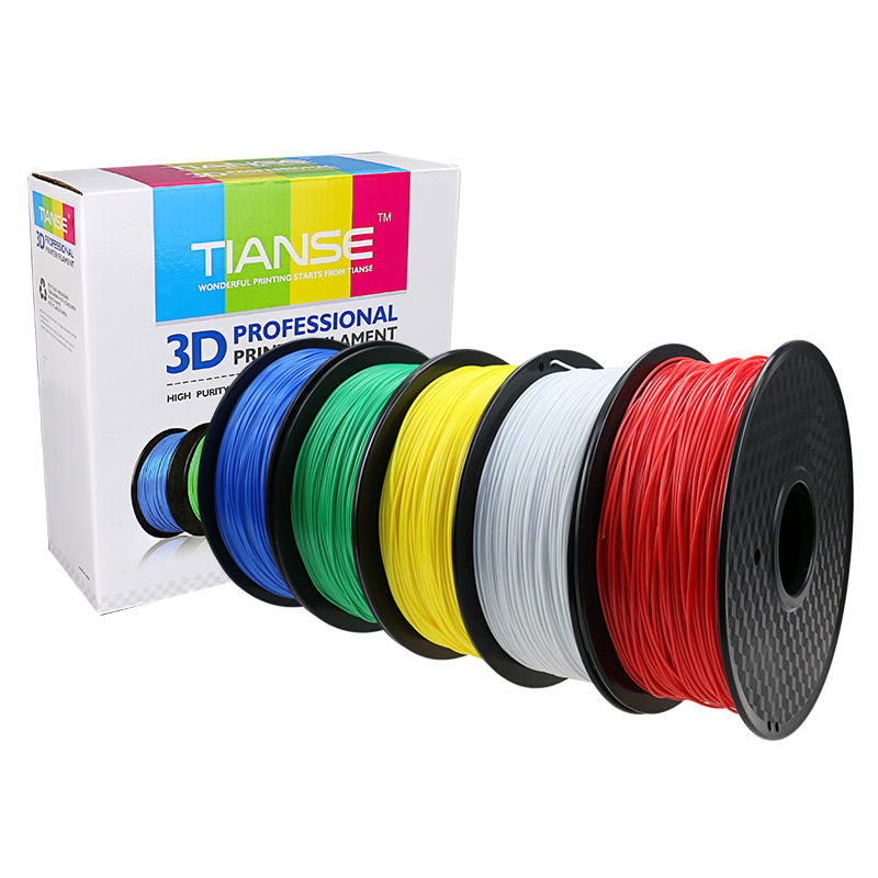 3D Filament 1 75mm 400M long PLA printing material for 3D printer 3D pen ABS Plastic
