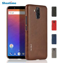 For Ulefone Power 3 Case Cover For Ulefone Power 3S Business Case For Oukitel K6 Vernee X Pu Leather Back Cover Phone Bag Case