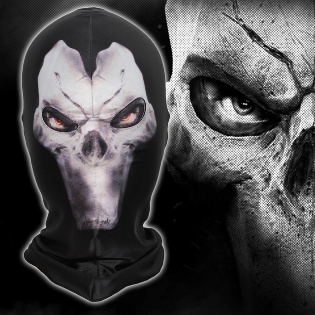 Death Darksiders Mask Darksiders 2 Ma...