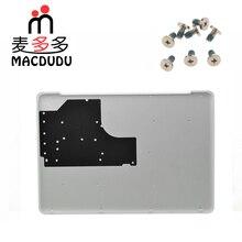 """Nieuwe 604 1033 Voor Macbook Pro 13 """"Unibody A1342 Wit Lagere Bodem Case Cover Met Onderste Schroef"""