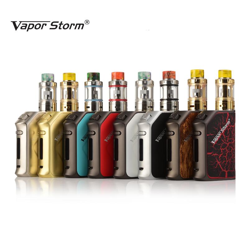 electronic cigarette vapor storm 100w -4